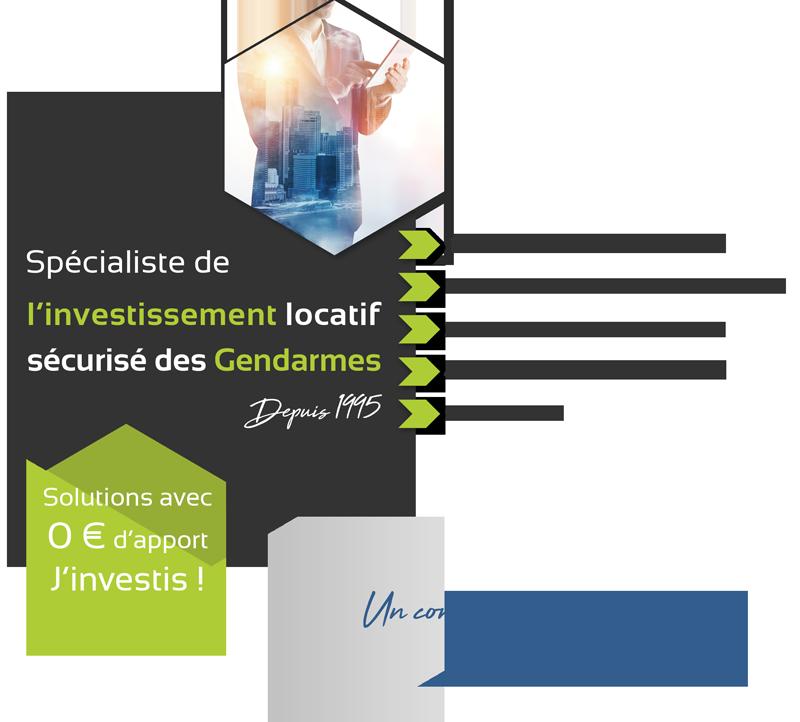 investissement locatif gendarmes